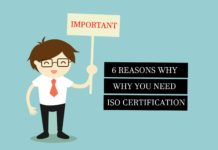 6 Reasons Why You Need ISO Certification