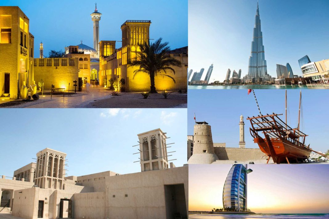 Places to visit in dubai for Places to stay in dubai
