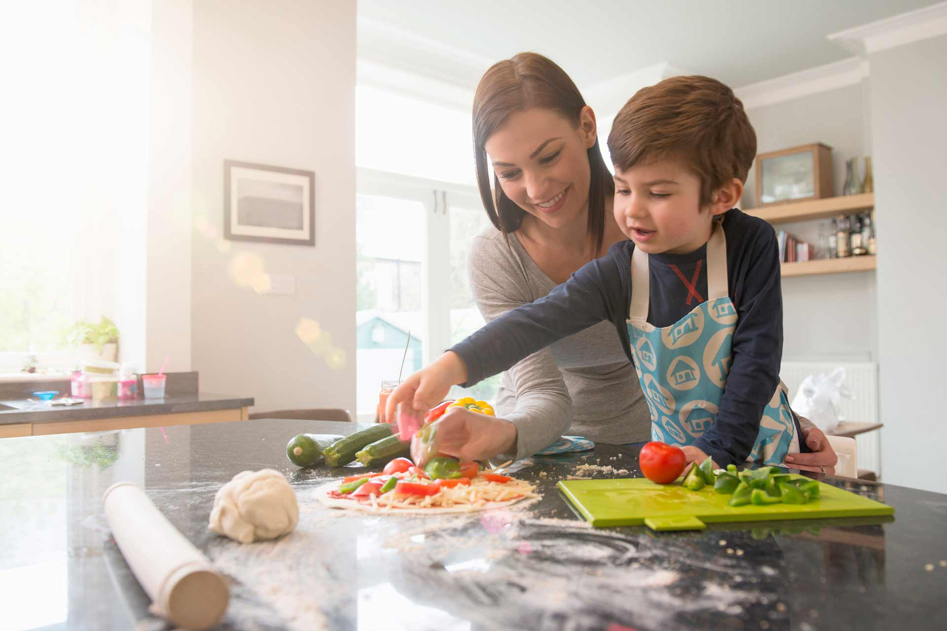 8 Ways To Equip Your Children With Healthy Eating Habits