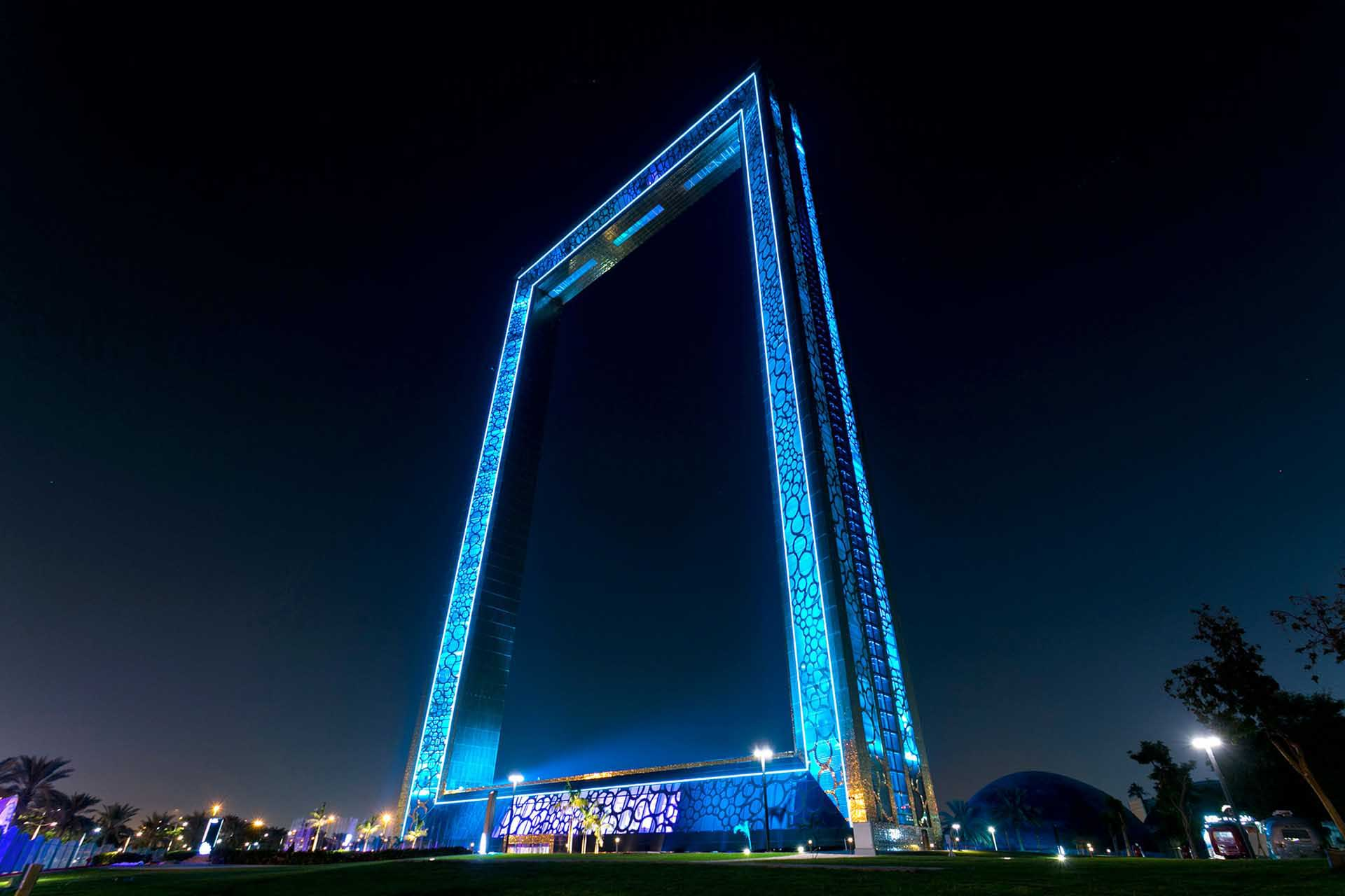 Drop your jaws! The untold spectacular Dubai Frame is here