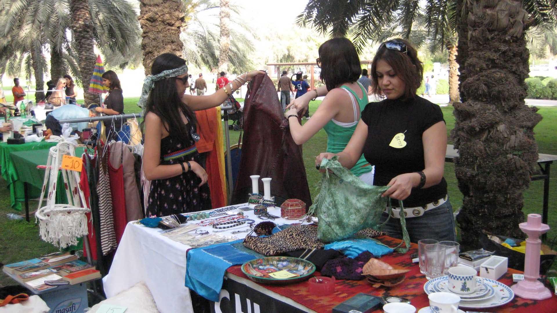 Friday Market Dubai
