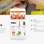 GoSnash Grocery Cashback App