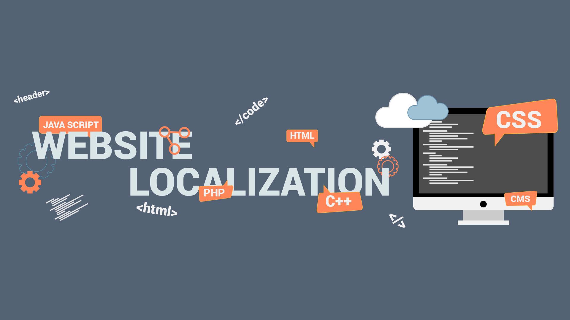 Website Localization MENA