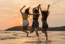 Plan the Best All-Girl Getaway