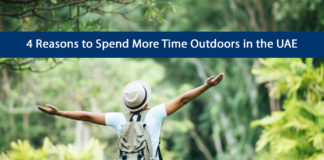 4 Top Reasons to Spend More Outdoors in the UAE