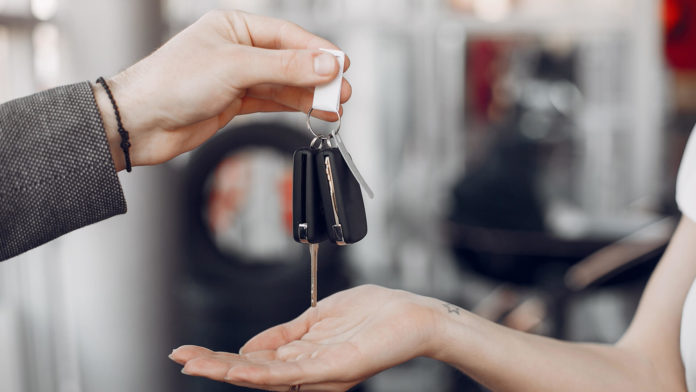 Car Leasing in Dubai