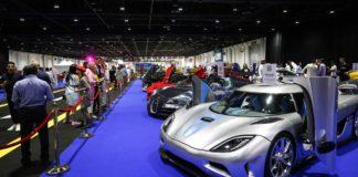 Car Shows in Dubai