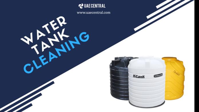 water tank cleaning dubai