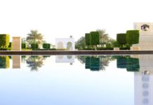 Abu Dhabi Sheikh Zayed Grand Mosque Center