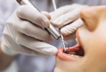 Woman Patient Dentist