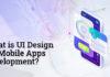 UI Design for Mobile Apps Development