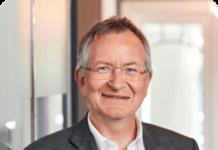 Arndt Rolfs, M.D., co-founder and Medical Director of arcensus